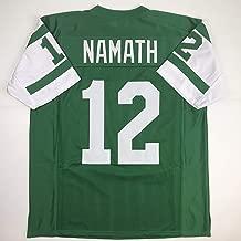 joe namath authentic jersey