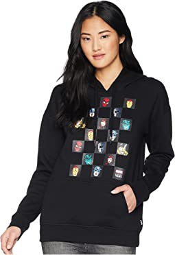 Avengers Check Hoodie