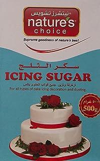 Natures Choice Icing Sugar Box, 500 Gm