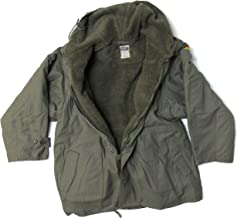 Military Uniform Supply Reproduction Bundeswehr German Army Parka with Liner - Various Sizes
