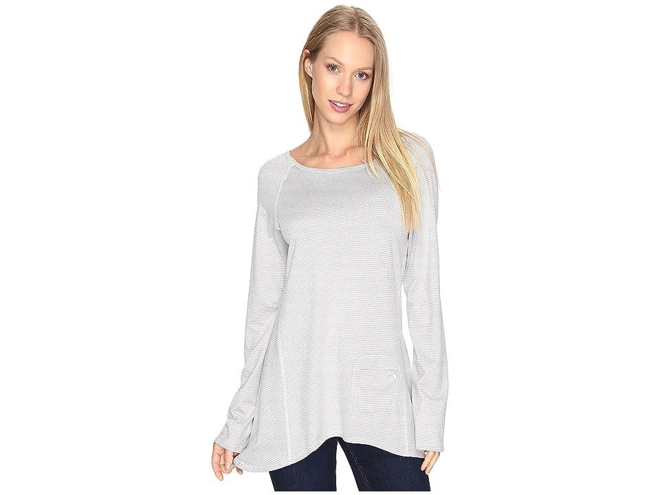 Stonewear Designs Cassanna Pullover (Snow Stripe) Women