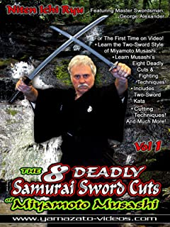The Eight Deadly Samurai Cuts of Musashi Volume 1