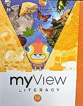 myView Literacy 1.2 Teacher's Edition, Pub Year 2020, 9780134909370, 0134909372