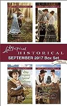 Love Inspired Historical September 2017 Box Set: An Anthology