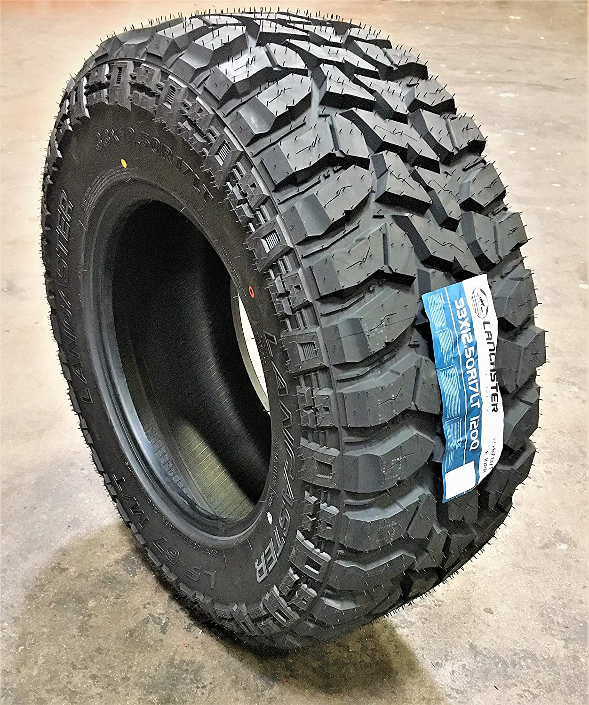 Sale price Lancaster LS-67 M T Mud Off-Road Max 77% OFF Tire-33X12.5 Light Radial Truck