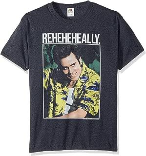 Ace Ventura Reheheheally Adult Short Sleeve T-Shirt