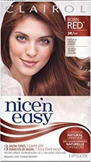 Nice 'N Easy Permanent Hair Color 5R Natural Medium Auburn 1 Kit