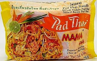 MAMA Ramen Style Instant Pad Thai Stir Fry Noodles 10 Pack