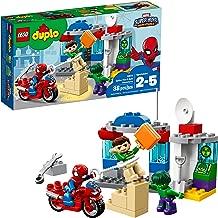 LEGO Duplo Marvel Spider-Man and Hulk Adventures 10876 Building Blocks (38 Pieces)
