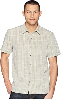 Point Reyes Plaid Short Sleeve Shirt