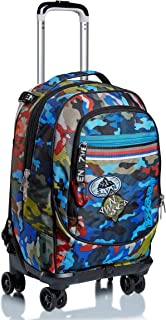 Trolley Backpack Seven Jack 4WD Adventure Camo