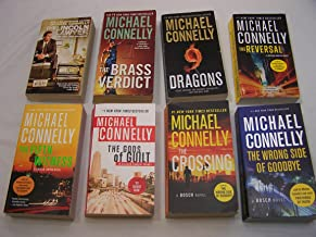 Lincoln Lawyer (Mickey Haller) 8 volume set: Lincoln Lawyer/Brass Verdict/Nine Dragons/Reversal/Fifth Witness/Gods of Guilt/Crossing/Wrong Side of Goodbye