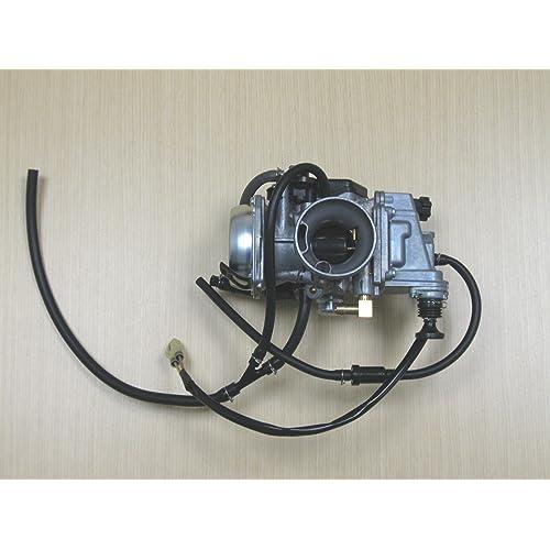 Honda 350 Rancher Carburetor: Amazon.com on honda foreman 400 parts diagram, honda fourtrax 350 parts, honda atv carburetor diagram, honda foreman carburetor diagram,