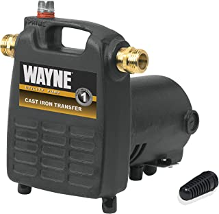 WAYNE PC4 1/2 HP Cast Iron Multi-Purpose Pump With Suction Strainer, Model:55832
