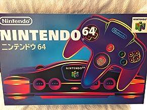Nintendo 64 Console - Black (Japanese Import)