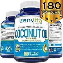 coconut colon cleanse by ZenVita Formulas