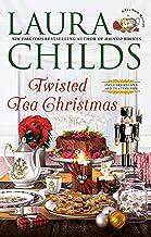 Twisted Tea Christmas (A Tea Shop Mystery Book 23)