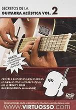 Virtuosso Acoustic Guitar Method Vol.2 (Curso De Guitarra Acústica Vol.2) SPANISH ONLY