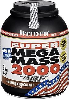 Weider Nutrition Mega Mass 2000 Chocolate 3000g