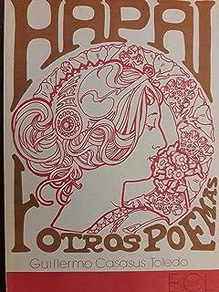 Hapai y otros poemas,primera edicion.1980.