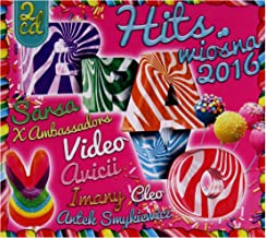 X Ambassadors / Duke Dumont / Ellie Goulding: Bravo Hits Wiosna 2016 (digipack) [2CD]