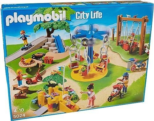 PLAYMOBIL Kinderspielplatz (5024)
