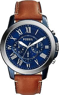 Fossil Men's Grant Analog quartz Brown Watch, (FS5151)