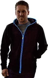 Light Up Hoodie Jacket Sweatshirt