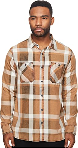 Dumas Long Sleeve Woven Shirt