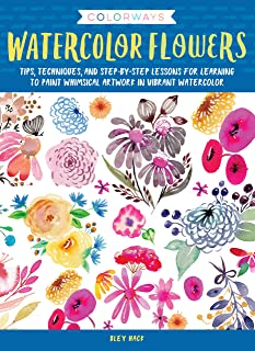 Best whimsical watercolor flowers Reviews