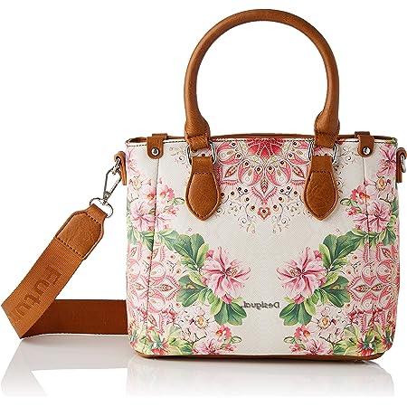 Desigual Womens PU Hand Bag, RED, U
