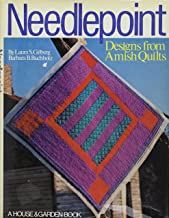 Needlepoint designs from Amish quilts