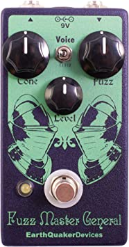 EarthQuaker Devices Fuzz Master
