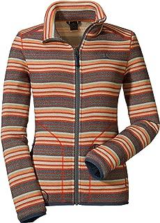 Schöffel 女式拉链大码 L 码羊毛夹克,女式,12538