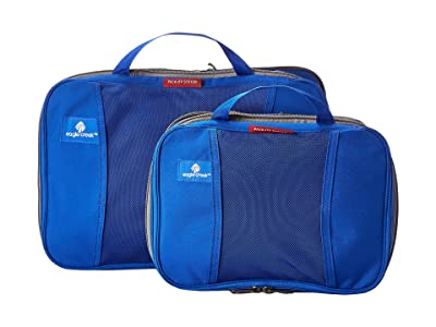 Eagle Creek Pack-Ittm Compression Cube Set (Blue Sea) Bags