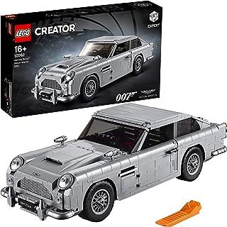 LEGO Creator Expert-James Bond Aston Martin DB5, maqueta