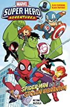 Marvel Super Hero Adventures: Spider-Man and the Stolen Vibranium (2018) #1 (Marvel Super Hero Adventures (2018-2019))