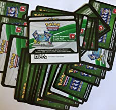 36 Pokemon Online Sun & Moon Lost Thunder - Not Played - by Email or Text Only