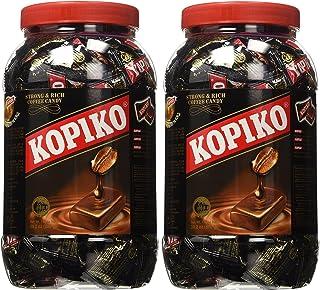Kopiko Coffee Candy in Jar 800g/28.2oz (Pack of 2)