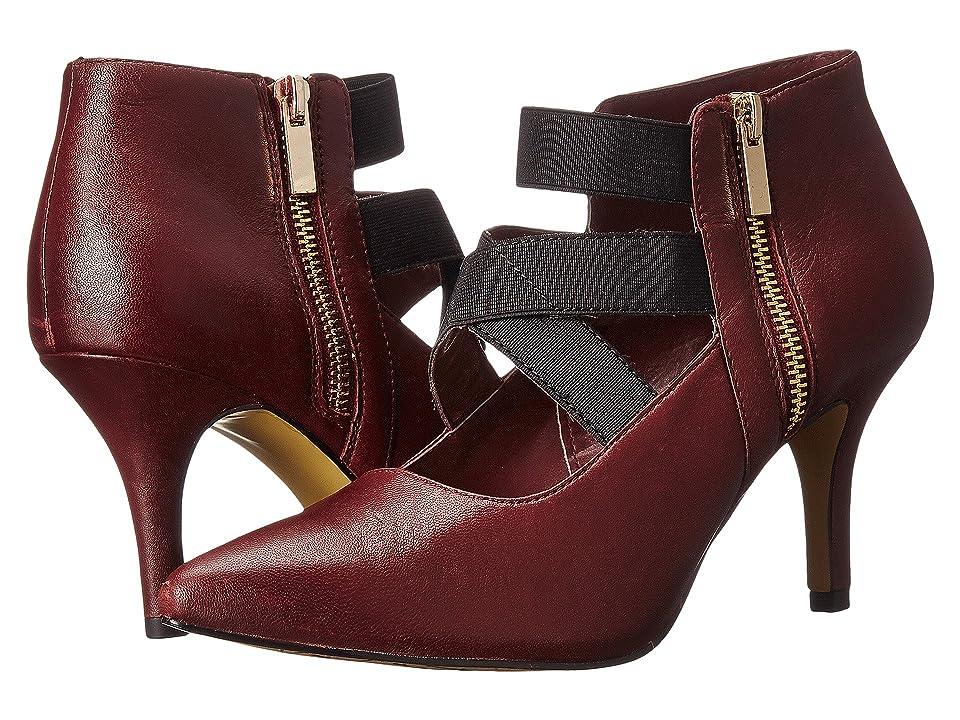 Bella-Vita Diza (Burgundy/Black Gore) High Heels
