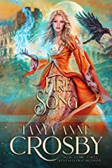 Fire Song (Daughters of Avalon Book 3) Kindle Edition