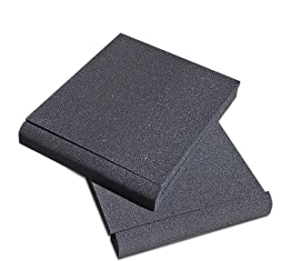 Studio Solutions High Density Studio Monitor Isolation Pads Pair For 5 Inch Monitors