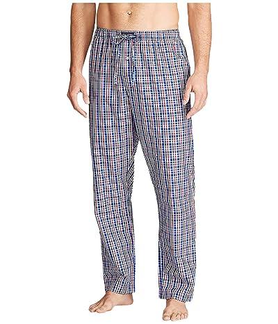 Polo Ralph Lauren Woven PJ Pants (Concord Plaid/Cruise Navy Pony Print) Men