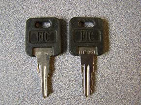 WD003 by Ufixt/® Caravan Motorhome Replacement Spare Key for Coachman