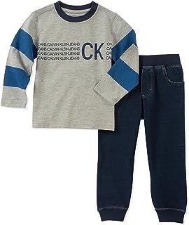 Calvin Klein Baby Boys 2 Pieces Jog
