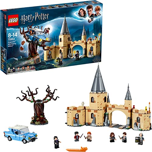 LEGO Harry Potter Hogwarts Whomping Willow 75953 Playset Toy