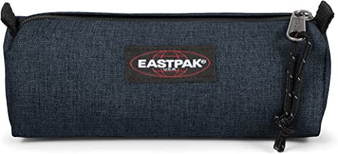 Eastpak BENCHMARK SINGLE Astuccio, 20 cm, Blu (Triple Denim )