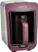 Fakir Kaave 9173003 Koffiezetapparaat, elektrisch, kunststof, easy One Touch controle, paars, 735 watt