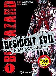 MM Resident Evil nº 01 1,95: Marhawa desire (Manga Manía)
