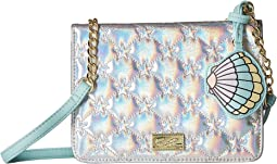 Carly Convertible Crossbody To Clutch